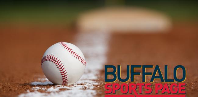 Buffalo Sports Page Baseball Graphic