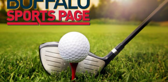 Buffalo Sports Page Golf Graphic