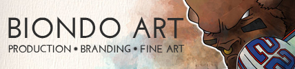 Biondo Art – Buffalo Sports Page Ad