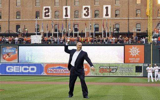 Photo of Cal Ripken