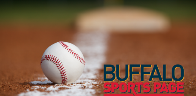 Buffalo Sports Page Baseball Graphic