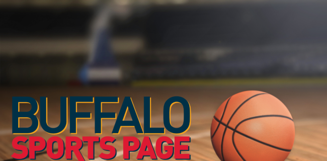 Buffalo Sports Page Basketball Graphic