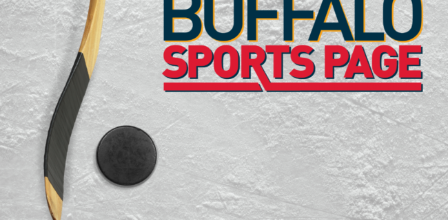 Buffalo Sports Page Hockey Graphic