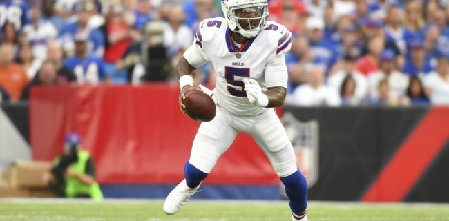Photo of Tyrod Taylor