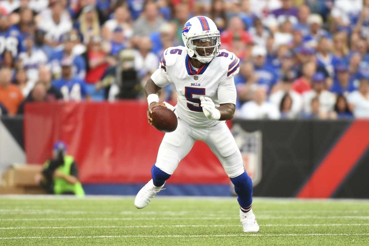 Get Real About Tyrod Taylor