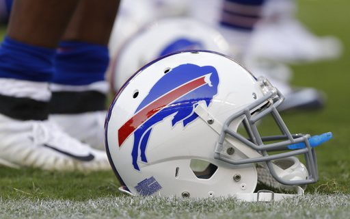 Photo of Buffalo Bills Helmet