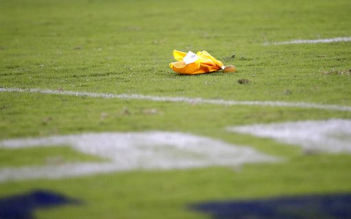 Photo of a Penalty Flag