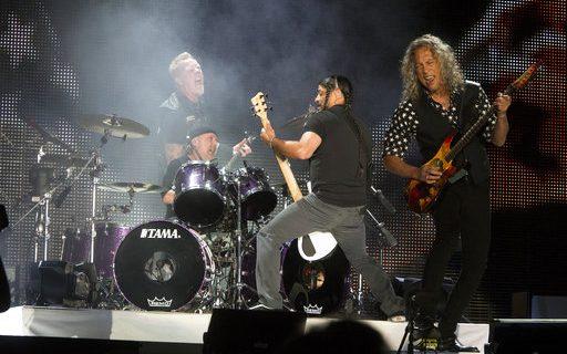 Photo fo Metallica