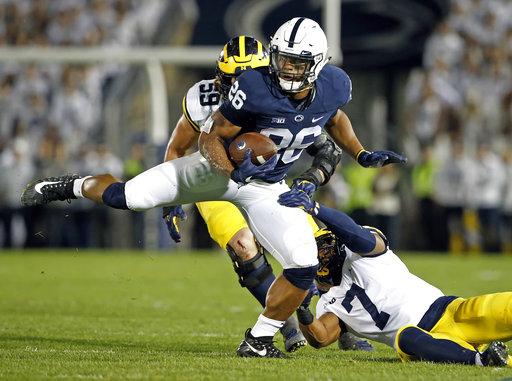 College Football Recap: Week 8