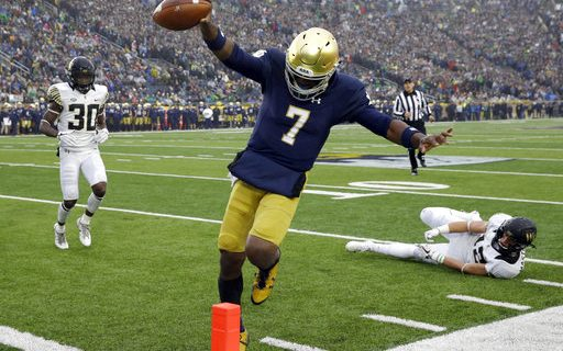Photo of Brandon Wimbush