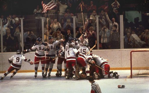 Photo of 1980 USA Hockey Miracle on Ice