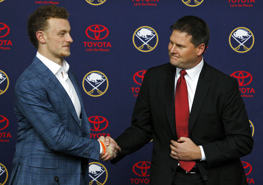 Bailey: The Sabres Old Road Maps