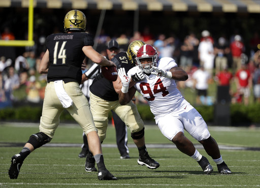 NFL Draft: Top 5 at Each Defensive Position