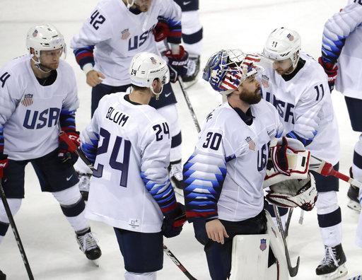 Wozer:  Top Signs USA Hockey Has A Biased Referee