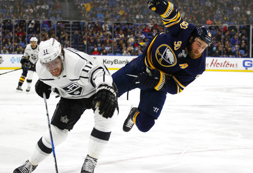 Bailey: Slow start dooms Sabres once again