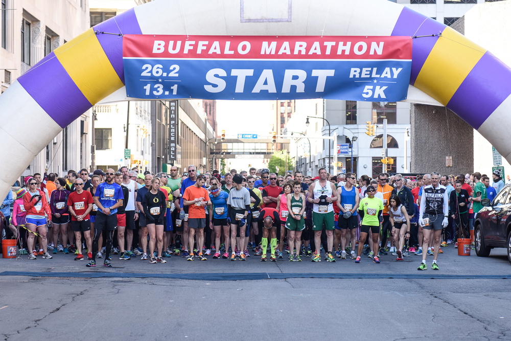 Wozer: Top Signs You Won't Win Buffalo Marathon