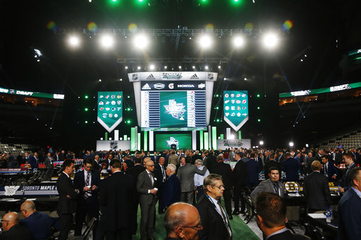 Wozer: Overheard at the Sabres NHL Draft Table