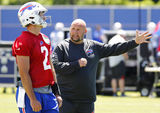 Training Camp Question #4: Daboll brings changes