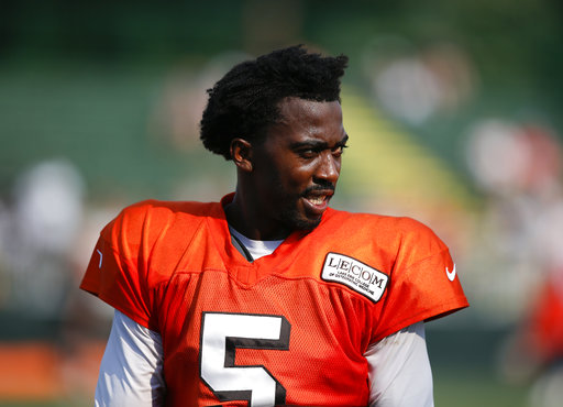 Wozer: Tyrod Taylor's Biggest Differences Between Browns & Bills