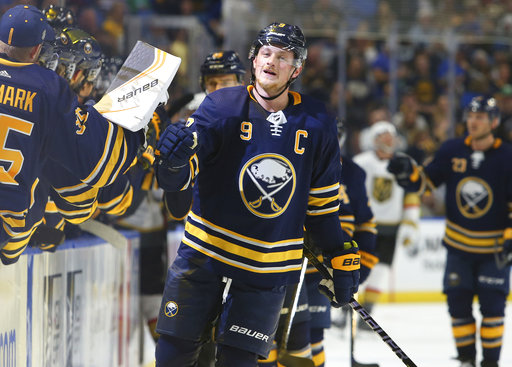 Wozer:  Top Team Captain Responsibilites For Jack Eichel