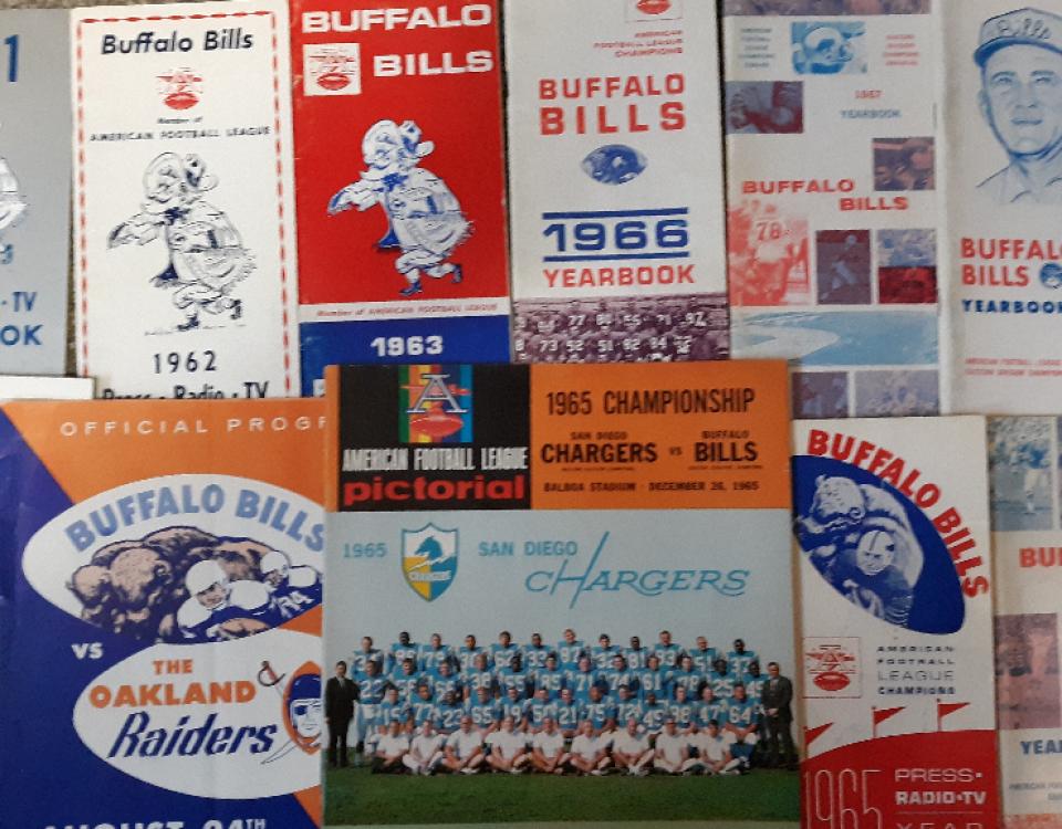 Bills' Throwback: Ken Rice