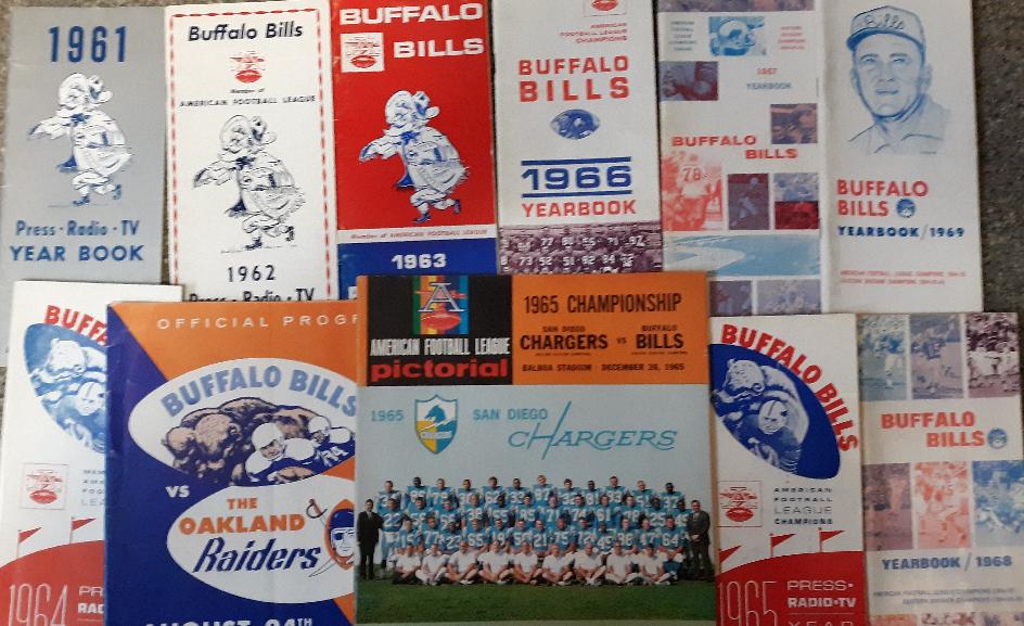 Bills' Throwback: Willie West